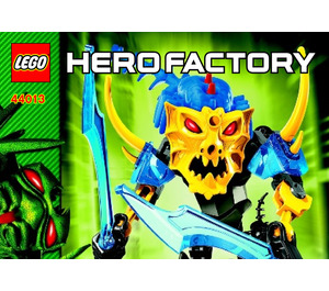 LEGO AQUAGON Set 44013 Instructions