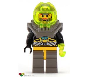 LEGO Aquaraider 1 with Hook Minifigure