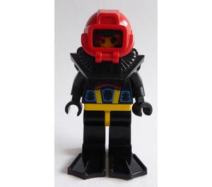LEGO Aquashark 1 with Black Flippers Minifigure