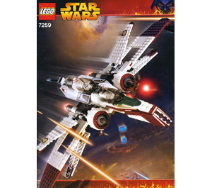 LEGO ARC-170 Fighter Set 7259