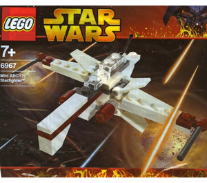 LEGO ARC Fighter Set 6967