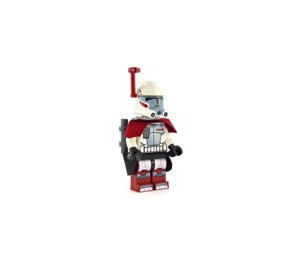 LEGO ARC Trooper with Backpack - Elite Clone Trooper Minifigure