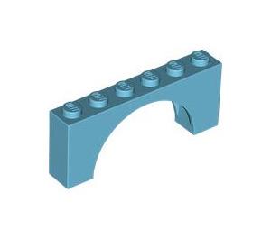 LEGO Arch 1 x 6 x 2 Medium Thickness Top (15254)