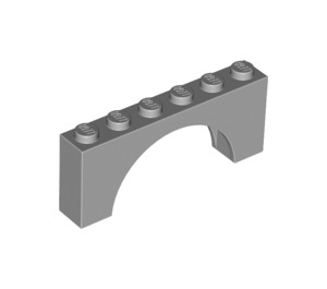 LEGO Arch 1 x 6 x 2 Thick Top and Reinforced Underside (3307)