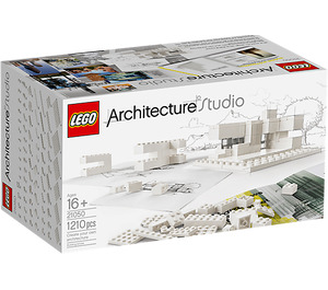 LEGO Architecture Studio Set 21050 Packaging