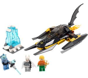 LEGO Arctic Batman vs. Mr. Freeze: Aquaman on Ice Set 76000