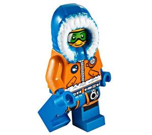 LEGO Arctic Explorer with Green Goggles Minifigure