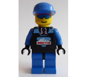 LEGO Arctic Male with Blue Cap Minifigure