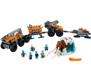 LEGO Arctic Mobile Exploration Base Set 60195