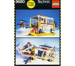 LEGO Arctic Rescue Base Set 8680