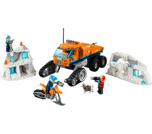 LEGO Arctic Scout Truck Set 60194