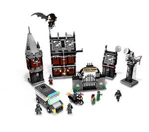 LEGO Arkham Asylum Set 7785