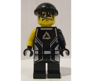 LEGO Arrow, Alpha Team Minifigure