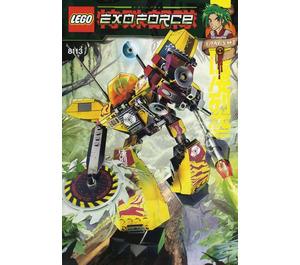 LEGO Assault Tiger Set 8113