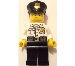LEGO Astor City Guard Minifigure