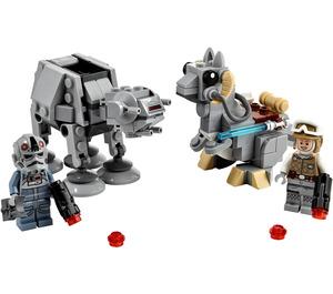 LEGO  AT-AT vs. Tauntaun Microfighters Set 75298