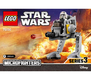 LEGO AT-DP Set 75130 Instructions