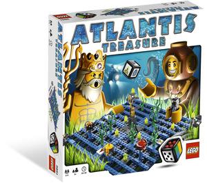 LEGO Atlantis Treasure (3851)