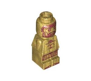 LEGO Atlantis Treasure, King Microfigure