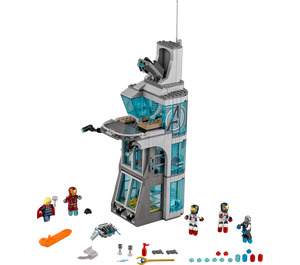 LEGO Attack on Avengers Tower Set 76038