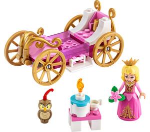 LEGO Aurora's Royal Carriage Set 43173