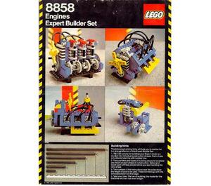 LEGO Auto Engines Set 858