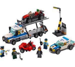 LEGO Auto Transport Heist Set 60143