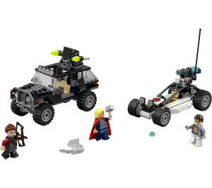 LEGO Avengers Hydra Showdown Set 76030