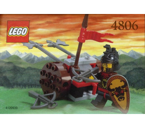 LEGO Axe Cart Set 4806