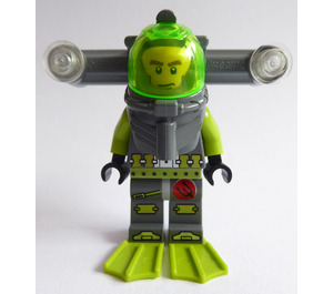 LEGO Axel Diver Minifigure