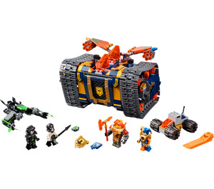 LEGO Axl's Rolling Arsenal Set 72006