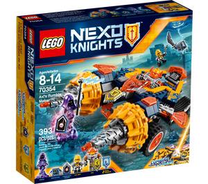 LEGO Axl's Rumble Maker Set 70354 Packaging