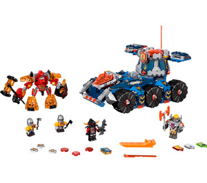 LEGO Axl's Tower Carrier Set 70322
