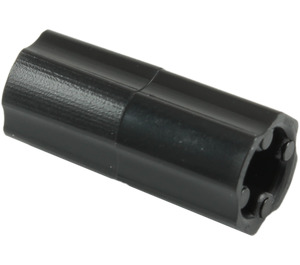LEGO Axle Connector (Smooth with 'x' Hole) (59443)