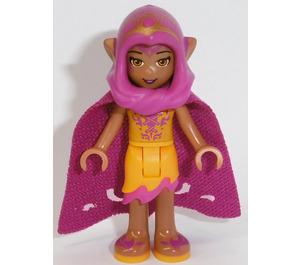 LEGO Azari Firedancer with Hood and Cape Minifigure