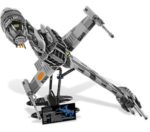 LEGO B-Wing Starfighter Set 10227