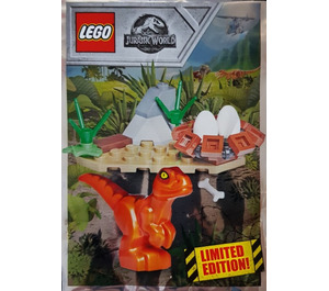 LEGO Baby Raptor and Nest Set 121801
