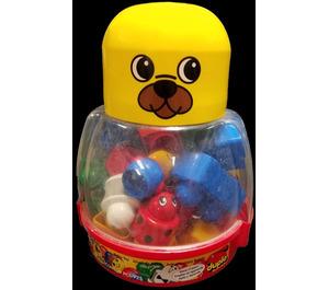 LEGO Baby Storage Bear Set 2090