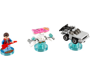 LEGO Back to the Future Level Pack Set 71201