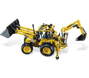 LEGO Backhoe Loader Set 8069