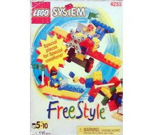 LEGO Backpack Set Blue 4255