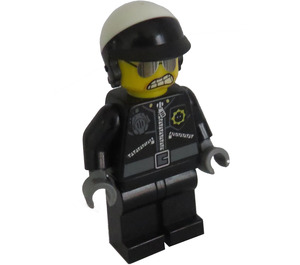 LEGO Bad Cop Minifigure