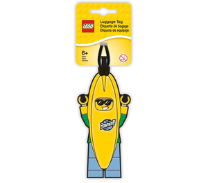 LEGO Banana Guy Luggage Tag (5005580)