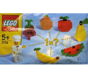 LEGO Banana Set 7174