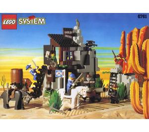 LEGO Bandit's Secret Hide-Out Set 6761