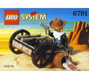 LEGO Bandit's Wheelgun Set 6791