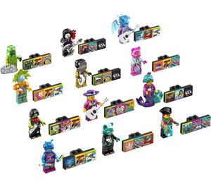 LEGO Bandmates Series 2 - Complete Set 43108-13