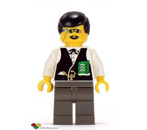 LEGO Banker Minifigure
