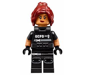 LEGO Barbara Gordon - GCPD Vest From LEGO Batman Movie Minifigure