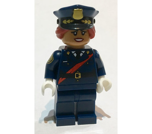 LEGO Barbara Gordon Minifigure
